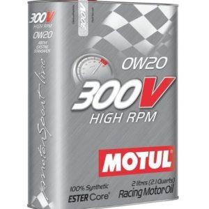 0007216_motul-300v-0w20-high-rpm-2lt olio motore racing ester core motul motor oil mondotuning mtelaborazioni