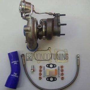 kit turbo turbina maggiorata mitsubishi td04 td04l abarth grande punto evo 500 595 695 mondotuning mtelaborazioni saito scorpion mondotuning mtelaborazioni
