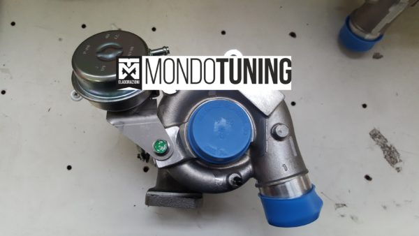 kit turbo turbina mitsubishi td04 td04l abarth grande punto 500 595 695 tjet multiair alfa romeo mito giulietta mondotuning mtelaborazioni turbo maggiorato