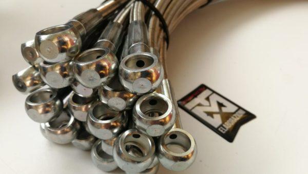 tubazione tubo mandata olio turbo turbina td04 mitsubishi ihi 1446 garrett maggiorato abarth tjet multiair mondotuning mtelaborazioni