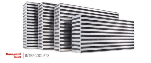 "Massa Radiante Intercooler - Garrett - 3.00""X18.00""X10.50"" Air/Air"