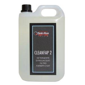 Cleanfap2 additivo diesel gasolio pulitore pulizia fap dpf sintoflon mondotuning mtelaborazioni