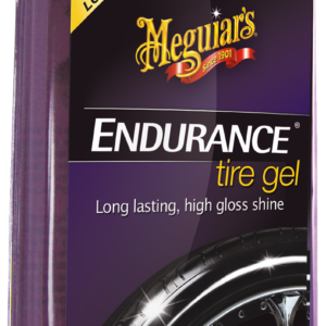 DEC-G7516EU endurance tire gel meguiars nero lucida lucido gomme mondotuning mtelaborazioni