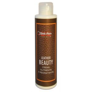 Lether_Beauty crema nutriente pelle sedili idratante protettiva sintoflon mondotuning mtelaborazioni