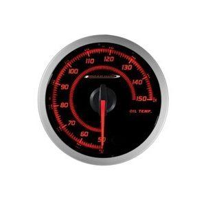 Manometro Temperatura Olio Analogico Stepper Motor Road Italia