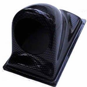 PortaStrumento Singolo da Montante Carbon Look - Universale - Diam. 52