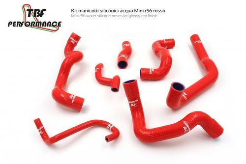 Kit Manicotti Acqua - Mini Cooper S R56 - TBF Performance
