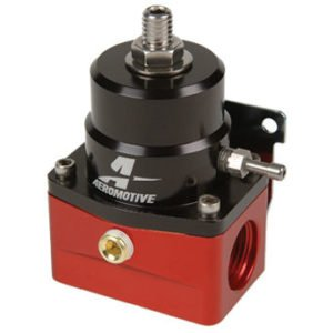 Regolatore Press. Benzina Aeromotive A1000 - 40-75 PSI
