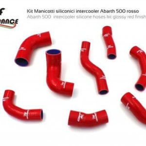 Kit Manicotti Intercooler 500 Abarth - TBF Performance