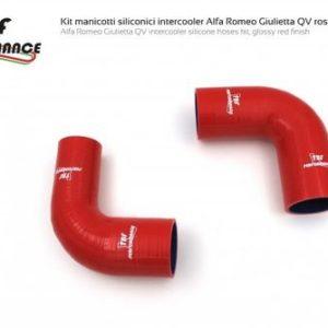 Manicotti Intercooler - Giulietta QV - TBF Performance