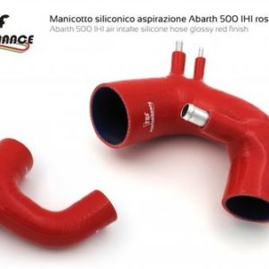 Intake Siliconico 500 Abarth - TBF Performance