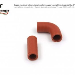 Manicotti Scarico Olio - Delta Integrale 16V - TBF Performance