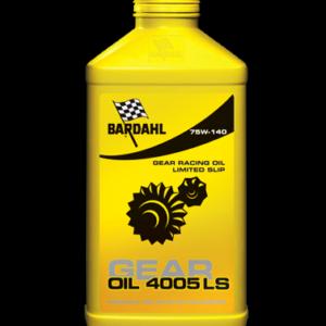 gear_oil_4005_ls 75W140 bardahl olio cambio differenziale autobloccante auto bloccante mondotuning mtelaborazioni