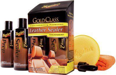 meguiars-leather-sealer-treatment trattamento protettivo pelle sedili interni auto meguiars mondotuning mtelaborazioni