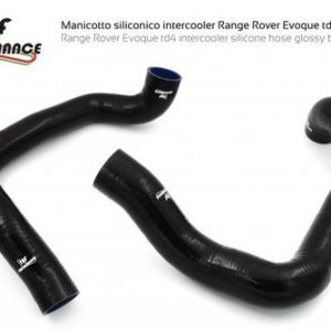 Kit Manicotti Intercooler - Range Rover Evoque TD4 - TBF Performance