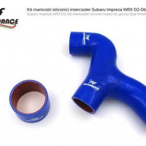 Kit Manicotti Intercooler - Subaru Impreza WRC - TBF Performance