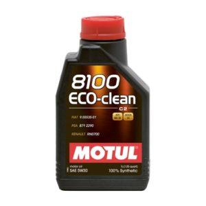 olio-motul-auto-8100-eco-clean-5w30-1-lt_8100 ecoclean eco clean motul mondotuning mtelaborazioni