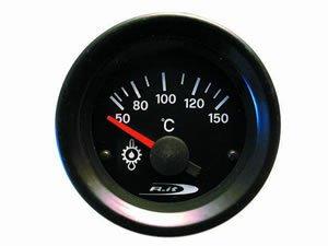 Manometro Temperatura Olio Analogico a Diffusione – Road Italia – diam. 52mm