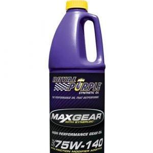 royal-purple-maxgear-75w140- trasmissione manuale cambio differenziale autobloccante mondotuning mtelaborazioni