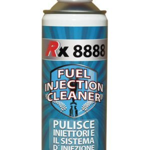 Rx-8888 Fuel Injection System Cleaner 400ml - Renox - Additivo Benzina mondotuning mtelaborazioni