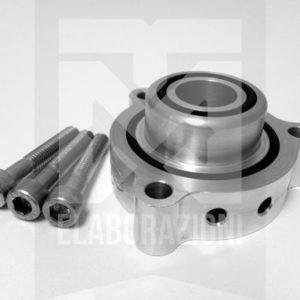 Blow_Off_adaptor_Plate_FMSPF14A forge motorsport punto evo abarth distanziale adattatore popoff dump valve sfiato esterno mondotuning mtelaborazioni