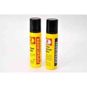 kit pulizia filtro aria pannello cono spugna pipercross ramair mondotuning mtelaborazioni pulitore olio