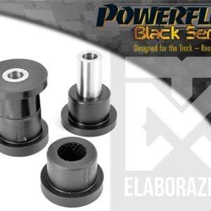 supporti powerflex boccole anteriori braccio anteriore black series bs grande punto abarth evo mondotuning mtelaborazioni PFF80-1101BLK