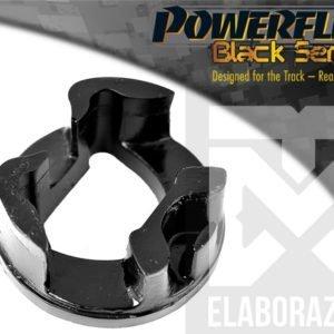 PFF80-1120BLK supporto powerflex bs black series nero motore ant anteriore piccolo grande punto abarth evo mondotuning mtelaborazioni