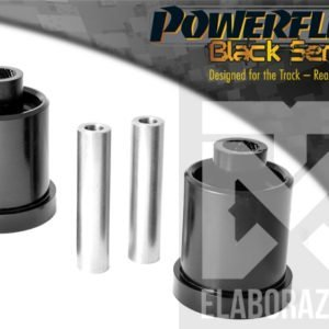 PFR80-1110BLK supporto boccola ponte posteriore powerflex black series bs grande punto abarth evo mondotuning mtelaborazioni