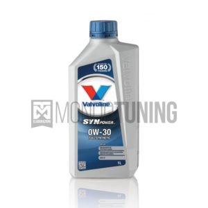 sintetico mondotuning mtelaborazioni Olio motore Valvoline SynPower DT C2 0w30 con specifiche ACEA C2, Ford WSS-M2C950-A, Anche per alcuni modelli di Honda, Mitsubishi, Subaru, Suzuki e Toyota