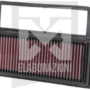 33-3014 filtro aria pannello sportivo k&n 500 595 695 abarth cotone lavabile mondotuning mtelaborazioni