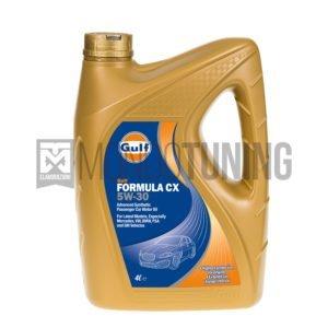 olio motore sintetico gulf gold formula cx 5w30 mondotuning mtelaborazioni ACEA C2/C3, VW 502.00, 505.00, 505.01, MB 229.51, BMW LL-04, GM Dexos2, PSA B 71 2290