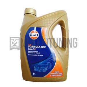 olio motore sintetico alte prestazioni racing gulf 5w30 formula gold cfe mondotuning mtelaborazioni ACEA C2/C3, API SN, MB 229.52 - 229.31 - 229.51, GM Dexos2, PSA B 71 2290