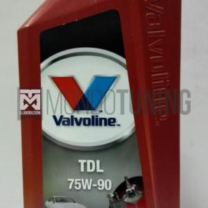 olio cambio trasmissione differenziale valvoline tdl total drive line 75w90 sintetico mondotuning mtelaborazioni gl4 gl5