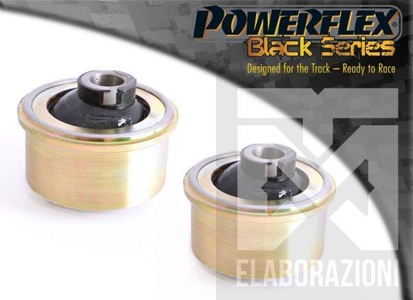 boccola posteriore braccio anteriore post ant powerflex bs black series 500 595 695 abarth fiat PFF16-502GBLK mondotuning mtelaborazioni trapezio uniball