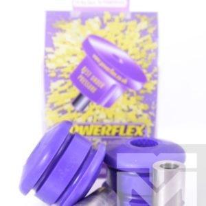boccole posteriori braccio anteriore 500 595 695 abarth PFF16-502 powerflex classic line viola mondotuning mtelaborazioni