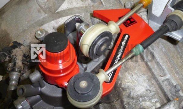 short shifter shift mtech 4h-tech leva cambio accorciata f40 alfa romeo 156 2.4 jtd gearbox mondotuning mtelaborazioni