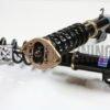 assetto ghiera bc racing ammortizzatori regolabili durezza estensione altezza 500 595 695 abarth olio rm rn series mondotuning mtelaborazioni coilover stelo rovesciato
