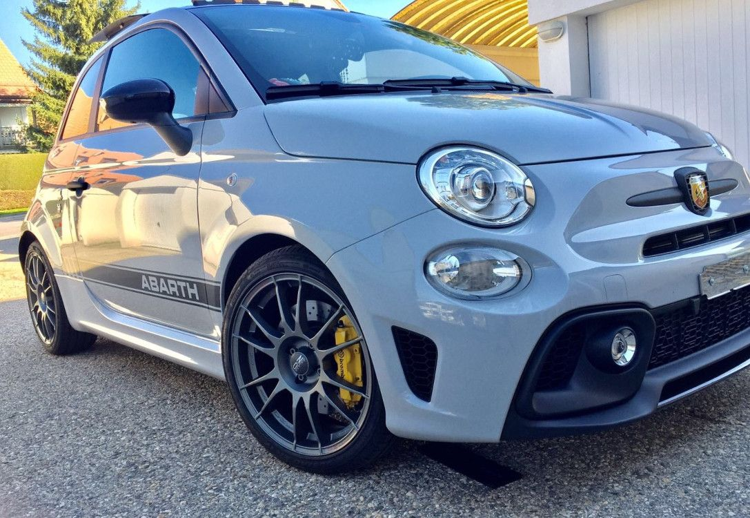 Ultraleggera 7 0x18 Et35 Oz Racing 500 Abarth Mt Elaborazioni