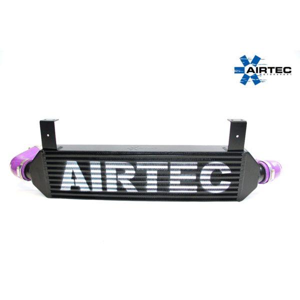 ATINTFO45 intercooler maggiorato frontale airtec motorsport ford fiesta 1.6 mk6 tdci diesel td mondotuning mtelaborazioni