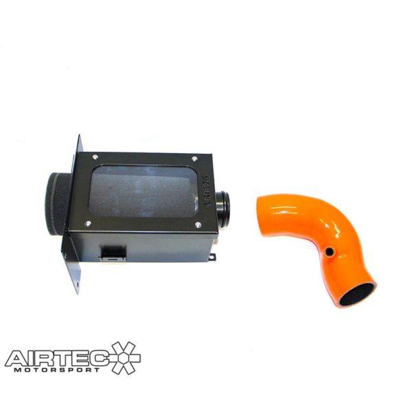 ATIKMINI01 aspirazione diretta intake silicone direct airbox alluminio chiuso filtro cono spugna pipercross airtec motorsport mini cooper s r53 mondotuning mtelaborazioni