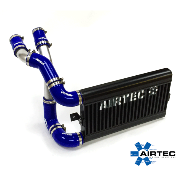 ATINTFO36/PRE ATINT36/FACE intercooler maggiorato frontale airtec motorsport ford fiesta mk7 1.6 diesel tdci mondotuning mtelaborazioni restyling