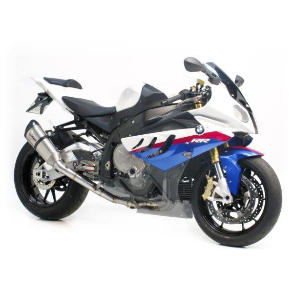 8472S BMW S1000RR S 1000 RR terminale scarico finale leovince leo vince factory s stainless steel acciaio inossidabile moto mondotuning mtelaborazioni