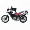 8572E BMW G650GS G650 GS 6 650GS terminale scarico finale leovince lv one evo stainless steel acciaio moto leo vince vinci mondotuning mtelaborazioni