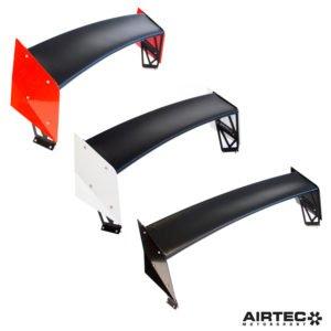 ATMSFO10 alettone spoiler ala posteriore post tuning estetica airtec motorsport time attack pista ford fiesta mk7 st st180 st200 180 200 mondotuning mtelaborazioni