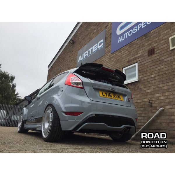 ASDFO6 allargamenti parafango allargamento parafanghi posteriore anteriore ford fiesta mk7 st180 st200 st 180 200 autospecialist tuning estetica mondotuning mtelaborazioni