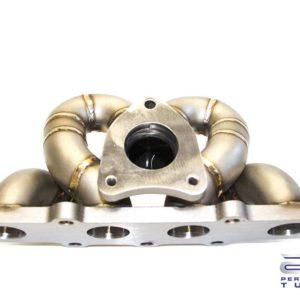 ATMSFO25 collettore collettori acciaio inox tubolari cuore airtec motorsport exhaust manifold ford fiesta mk7 st180 st 180 mondotuning mtelaborazioni stage 3