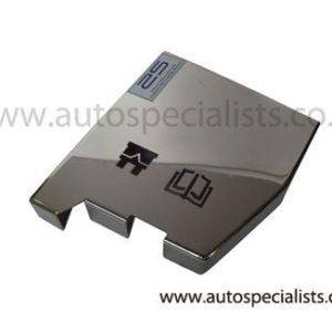 ASCOVFO58 cover porta fusibili portafusibili coperchio fuse box alluminio airtec autospecialist ford fiesta mk7 st st180 180 mondotuning mtelaborazioni